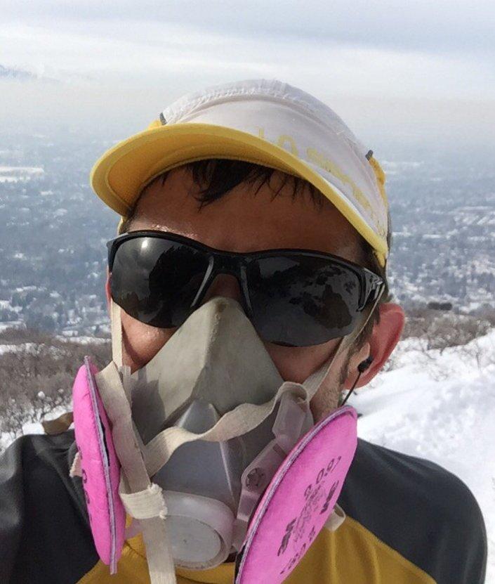 winter mask running
